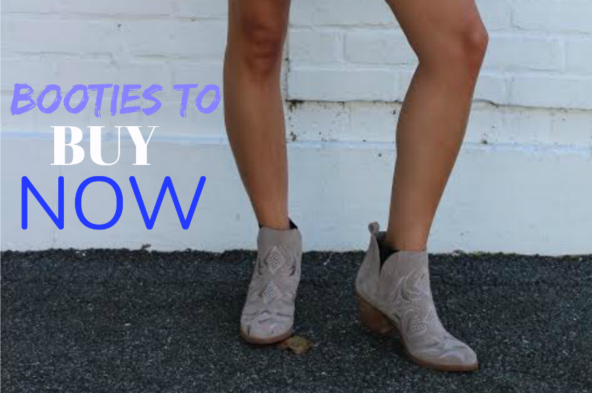 Tuesday Shoes-day ! Our favorite booties